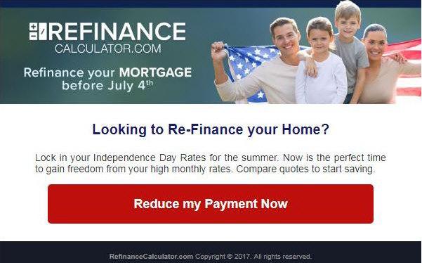 Refinance-calculator